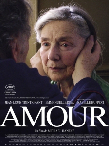 "Amour reminds us even ""Happily ever after"" has to end sometime."