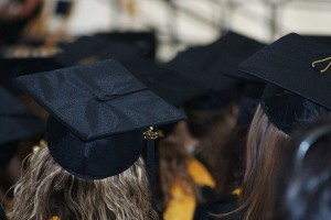 Graduation is a big life transition for students -PHOTO COURTESY JMAZ PHOTO/FLICKR CREATIVE COMMONS